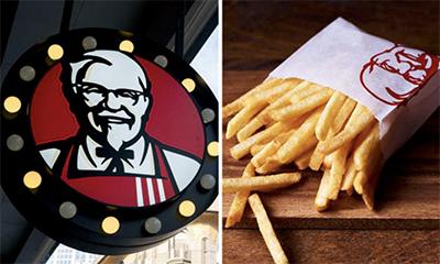 Free KFC Fries