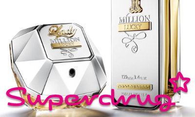 Free Lady Million Perfume (Full-Sized!)