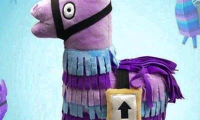 Free Llama Toy
