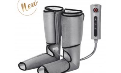 Free Naipo Rechargeable Leg Compression Massager