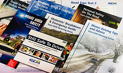 Free Road Safety Books