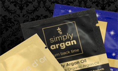 Free Simply Argan Oil