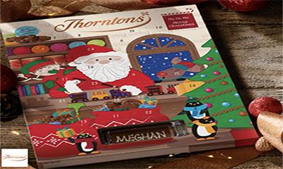 Free Thorntons Advent Calendar (Worth £5)