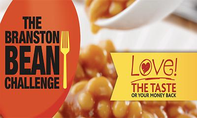 Free Tin of Branston Beans