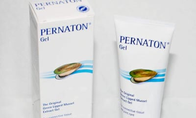 Free Tube of Pernaton Gel