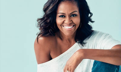 Win Tickets to See Michelle Obama