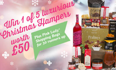 Win a Christmas Food Hamper