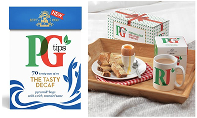 Win a PG Tips Breakfast in Bed Set