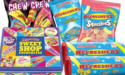 Win a Refreshers Sweet Hamper