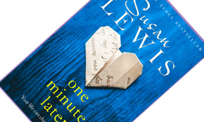Free Copy Of 'One Minute Later' by Susan Lewis
