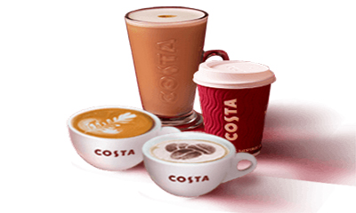 Free Costa Coffee Gift Cards Freesamplescouk