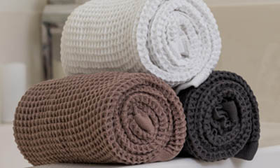Free Bamboo Cotton Towels