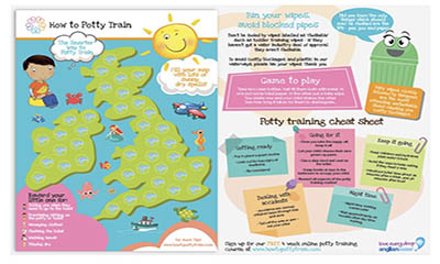 Free Potty Training Reward Chart