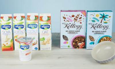 Win an Alpro & Kellogg's Breakfast Bundle