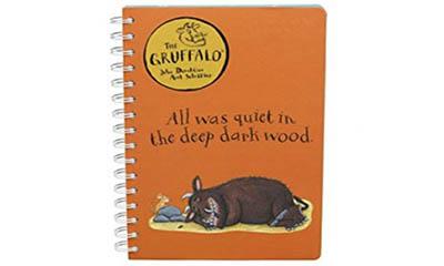 Free Gruffalo Notebooks