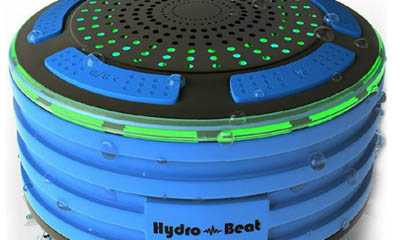 Free Hydro Beat Bluetooth Speaker