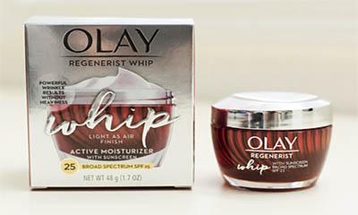 Free Olay Regenerist Whip