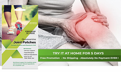 Free Pain Relief Patches