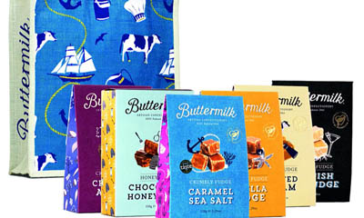 Win a Bundle of Buttermilk Artisan Confectionery