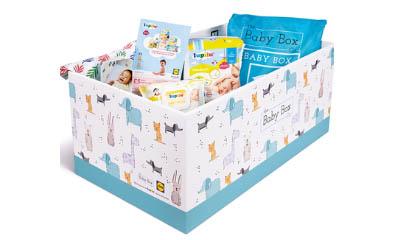 Free Lidl Baby Box
