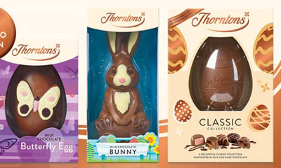 Free Thorntons Easter Eggs