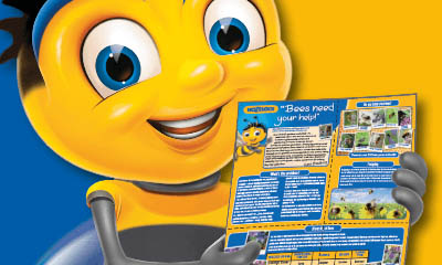 Free Bee Garden Planner