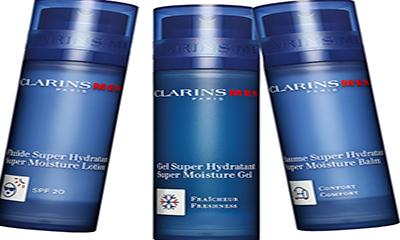Free Clarins Moisturising Lotion