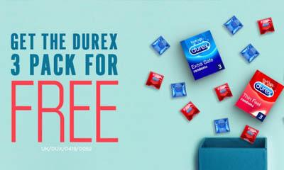 Free Durex Pack
