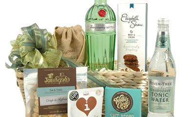 Free Gin Hampers