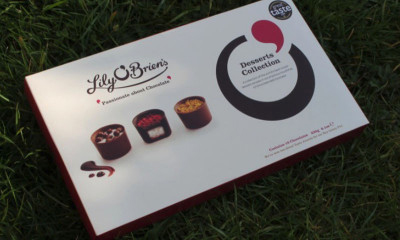 Free Lily O'Brien's Chocolate (Full-Sized Box!)