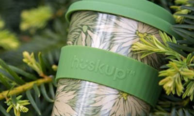 Free Reusable Huskup Cups