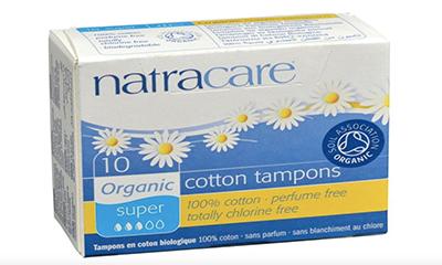 Free Tampon Pack