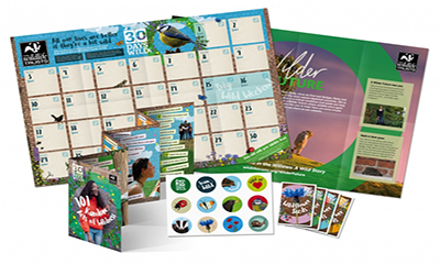 Free Wildlife Activity Pack