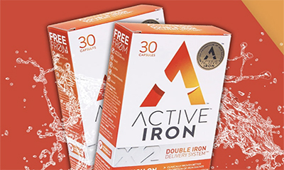 Free Active Iron Sample Pack