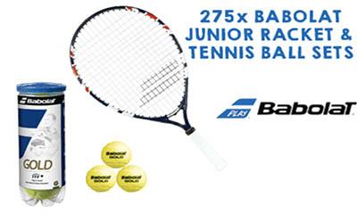 Free Babolat Tennis Racket