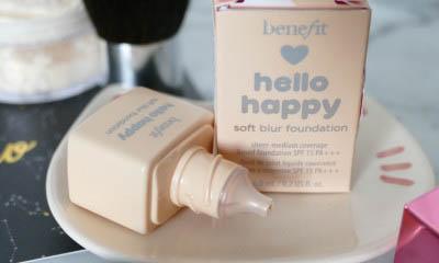Free Benefit Hello Happy Foundation