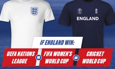 Free England T-Shirt