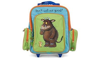 Free Gruffalo Backpack