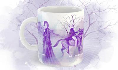 Free Jane Eyre Limited Edition Mug