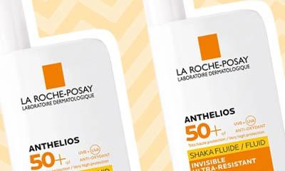 Free La Roche-Posay Suncream (Worth £16.50)
