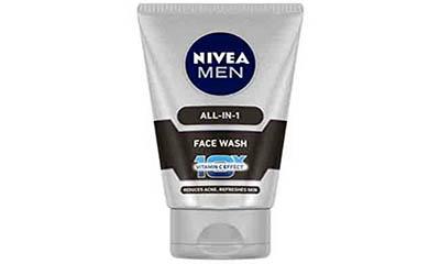 Free Nivea Face Wash