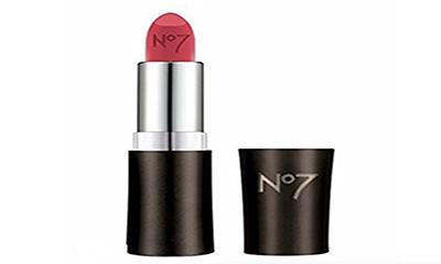 Free No7 Lipstick