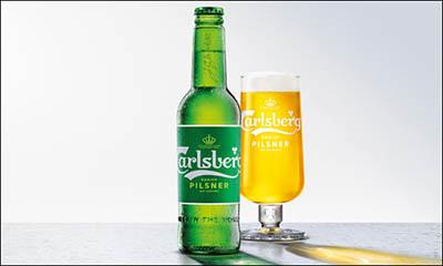 Free Pint of new Carlsberg Danish Pilsner