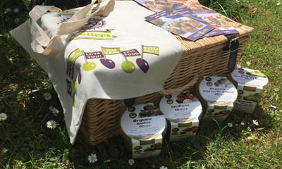 Win 1 of 3 Real Olive Co. Hampers