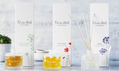 Win an Elloise Hall Reed Diffuser