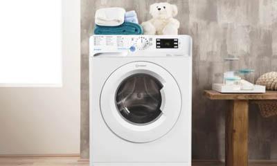 Win an Indesit Washing Machine