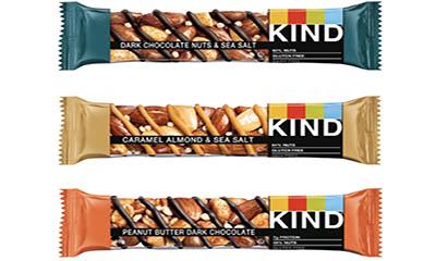 Free Chocolate Snack Bars