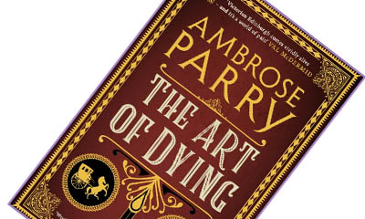 Free Copy of Ambrose Parrys The Art of Dying
