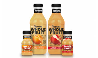 Free Full-Sized Tropicana Juice