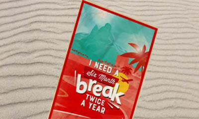 Free KitKat Beach Towel